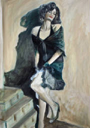 woman in painting black and white.jpg
